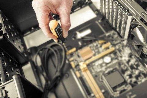 Intervention rapide pour dépannage et réparation d'ordinateur de bureau ou pc portable dans entreprise à Ruffec